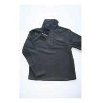 Teen boys fleece sweatshirt antracite (5 pcs)