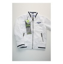 RG 512 jacket optical white 116-128-140 (3 pcs)