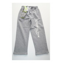 RG 512 jogging pant grey melange 152-176 (3 pcs)