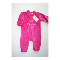 Best Mummy jumpsuit lilac rose (5 pcs)