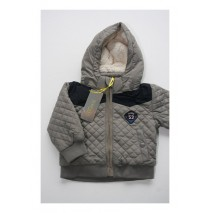 Baby Boys jacket steeple grey (4 pcs)