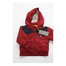 Baby Boys jacket rhubarb (4 pcs)