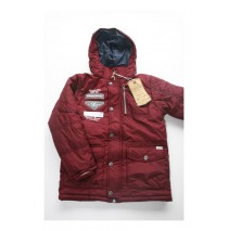 Essence denim jacket zinfandel (4 pcs)