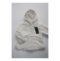 Small girls jacket marshmallow (4 pcs)