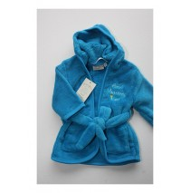 Best Mummy ever bathrobe methyl blue (4 pcs)