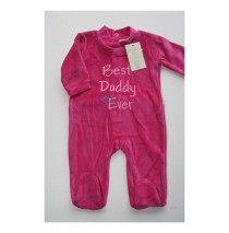 Best Daddy jumpsuit lilac rose (4 pcs)