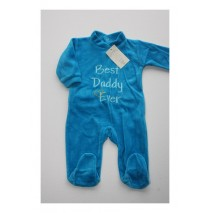 Best Daddy jumpsuit methyl blue (4 pcs)