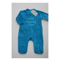 Best Mummy jumpsuit methyl blue (4 pcs)