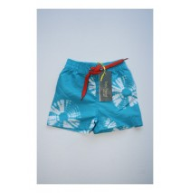 Baby boys swimwear combo 3 vivid blue (4 pcs)