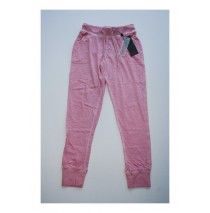 Deals - Soft Fiction jogginpant Combo 3 candy pink (4 pcs)