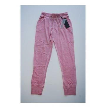 Deals - Soft Fiction jogginpant Combo 3 candy pink (4 pcs)