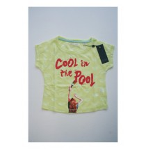 Deals - Soft Fiction t-shirt Combo 3 sunny lime (4 pcs)