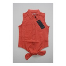Deals - Global Mix blouse Combo 3 fusion coral (4 pcs)