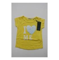 Deals - Deep Summer t-shirt Combo 3 blazing yellow (4 pcs)