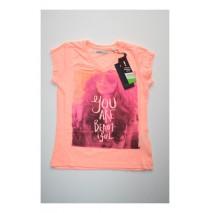 Eden shirt fluo pastel peach (4 pcs)