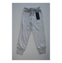 Deals - Soft Fiction joggingpant Combo 3 light grey melange (4 pcs)