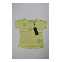 Deals - Soft Fiction t-shirt Combo 3 sunny lime (4 pcs)