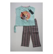 Deals - Soft Fiction set Combo 2 pastel turquoise (4 pcs)