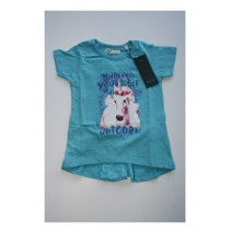 Deals - Deep Summer t-shirt Combo 3 maui blue (4 pcs)