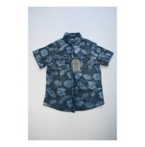 Deals - Deep Summer shirt Combo 2 dark denim blue (4 pcs)