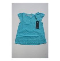 Small girls blouse paradise pink (4 pcs)