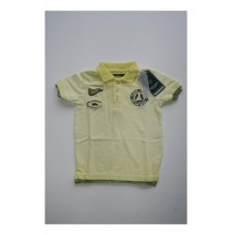 Deals - Deep Summer polo Combo 3 sunny lime (4 pcs)