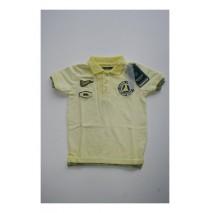 Deals - Deep Summer polo Combo 3 sunny lime (4 pcs)