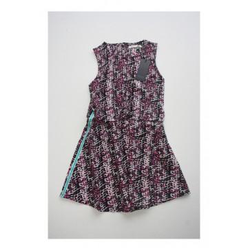 Deals - Global Mix dress Combo 2 verry berry (4 pcs)