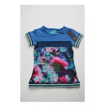 Deals - Global Mix t-shirt Combo 3 nautical blue (4 pcs)