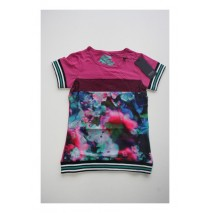 Deals - Global Mix t-shirt Combo 2 very berry (4 pcs)