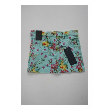 Deals - Global Mix skirt Combo 2 pastel turquoise (4 pcs)