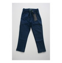 Deals - Soft Fiction joggingpant Combo 2 dark blue (4 pcs)