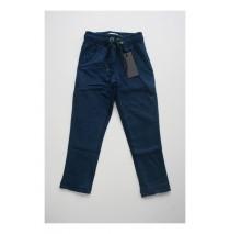 Small girls jogging pant dark blue (4 pcs)