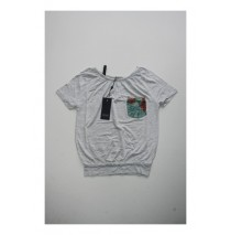 Deals - Deep Summer t-shirt Combo 3 light gray melange (4 pcs)