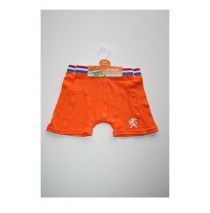 Boys boxershort Holland orange leeuw (3 pcs)