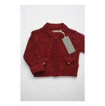 Deals - Elemental cardigan Combo 3 burgundy (4 pcs)