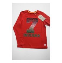 Offbeat shirt Combo 3 pompeian red (4 pcs)