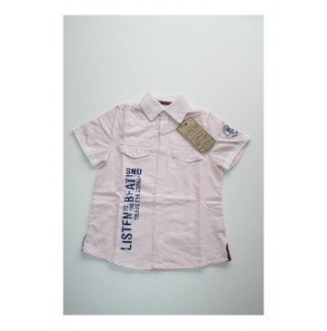 Deals - Rational blouse chalk pink (4 pcs)