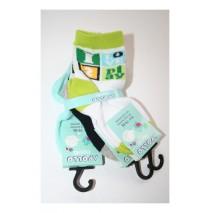 Babyboy Socks I love Mom-Dad tender shoots (8 pair of 3 pcs)