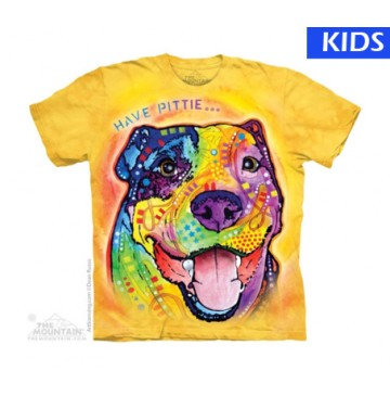 Have Pittie Small Child T Shirt (4 pcs)