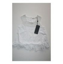 Real blouse optical white (4 pcs)