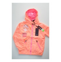 Eden jacket fluo pastel peach (4 pcs)