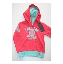 Creed sweatshirt calypso coral (4 pcs)