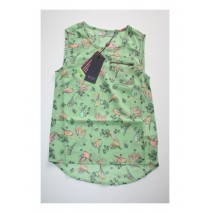 Real blouse green ash (4 pcs)