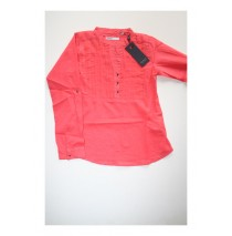 Creed blouse calypso coral (4 pcs)