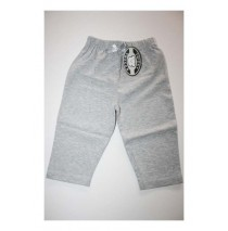 Baby Girl legging grey melange (7 pcs)