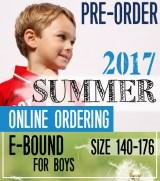 zomercollectie 2017 E-Bound