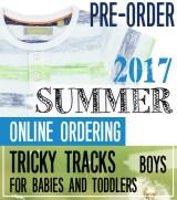 zomercollectie 2017 Tricky Tracks